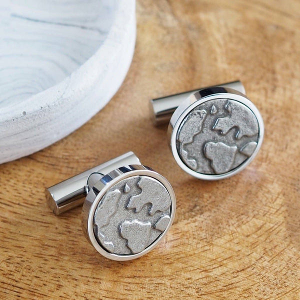 Mean The World Cufflinks
