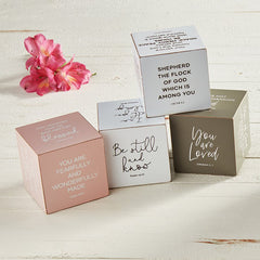 Well Said! - Quote Cubes - Inspirational - Mother