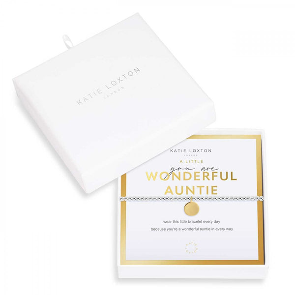 BEAUTIFULLY BOXED A LITTLES | YOU ARE WONDERFUL AUNTIE