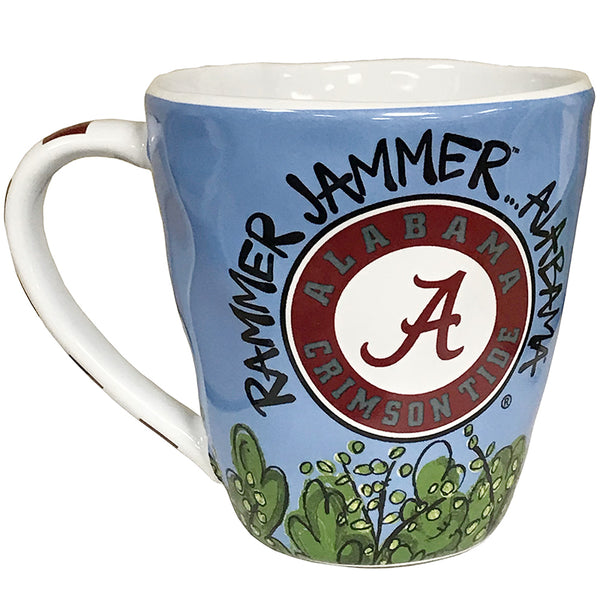 Game Day- Univ. of Alabama Ceramic Coffee Mug
