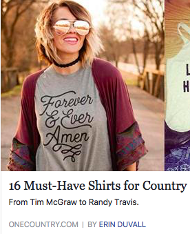 Must-Have Shirts for Country Fans