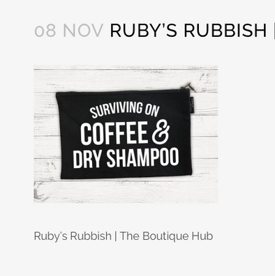 Give the Gift of Rubbish!