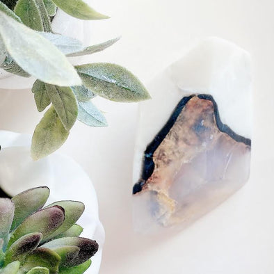 Marble | Soap Rock | Rubies & Lace