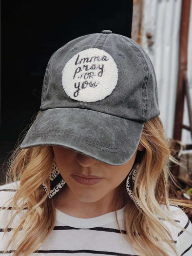 Imma Pray for You | Hat | Ruby's Rubbish®