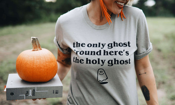 Holy Ghost | Seasonal T-Shirt | Ruby's Rubbish®