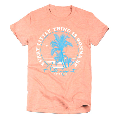Every Little Thing is Gonna be Alright |  T-Shirt | Ruby's Rubbish®