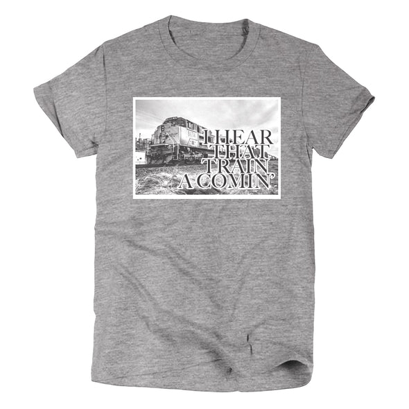 I Hear the Train a Comin' | Men's Southern T-Shirt | Ruby's Rubbish®