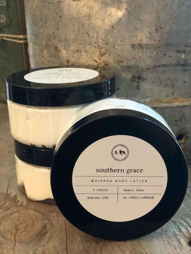 Southern Grace | Ruby's Rubbish Body Butter