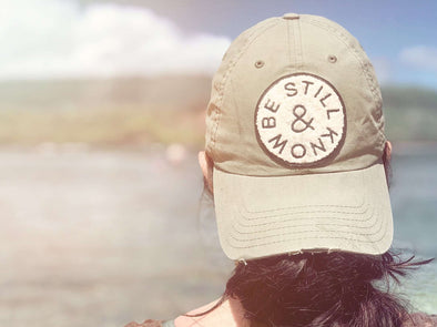 Be Still & Know | Vintage Hat | Ruby's Rubbish®