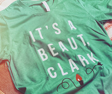 It's a Beaut Clark | Seasonal Long Sleeve | Ruby's Rubbish®