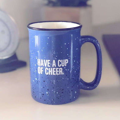 Have a Cup of Cheer  | Coffee Cup | Ruby's Rubbish®