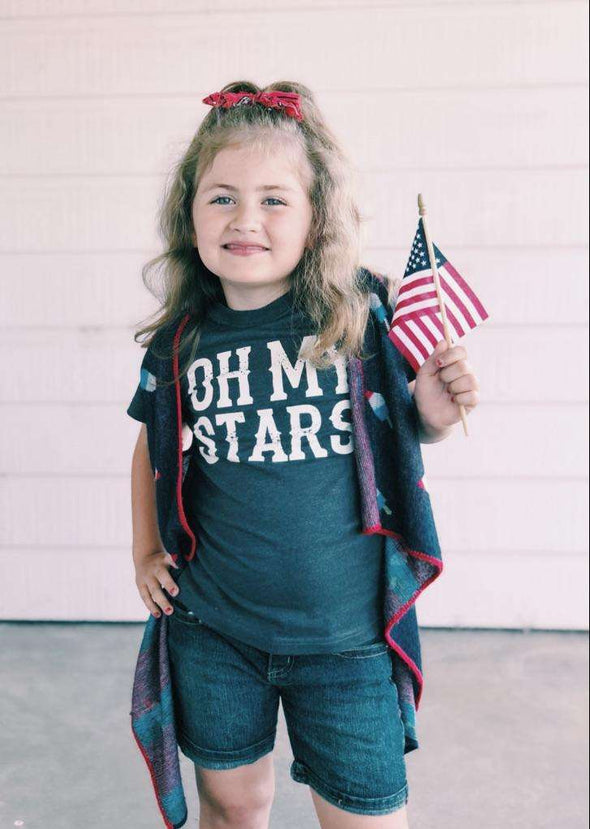 Oh My Stars | Kid's T-Shirt | Ruby's Rubbish®