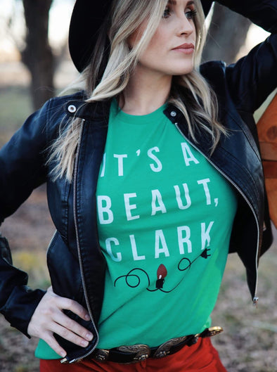 It's a Beaut, Clark | Seasonal T-Shirt | Ruby's Rubbish®