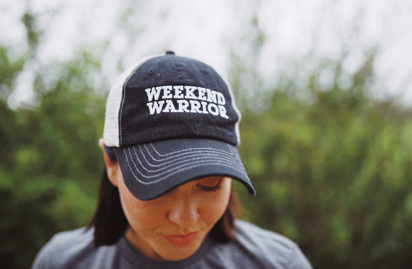 Weekend Warrior | Hat | Ruby's Rubbish®