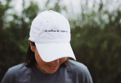 I'd Rather Be Napping | Vintage Hat | Ruby's Rubbish®