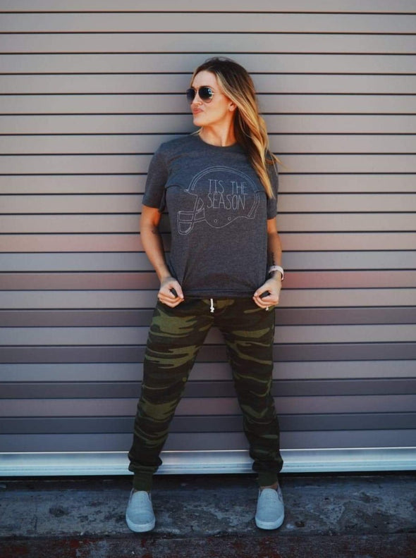 Camo Women's Joggers | Ruby's Rubbish®