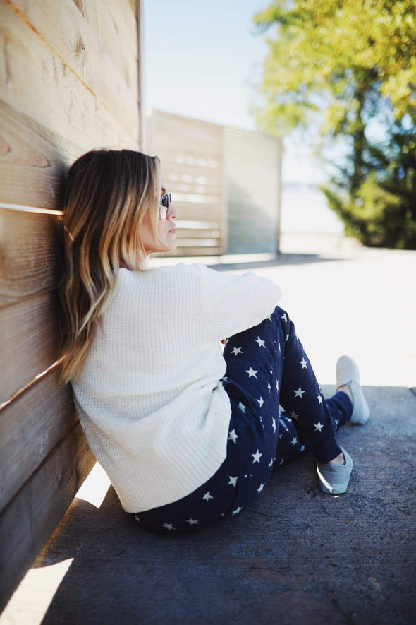 Star Women's Joggers | Ruby's Rubbish®