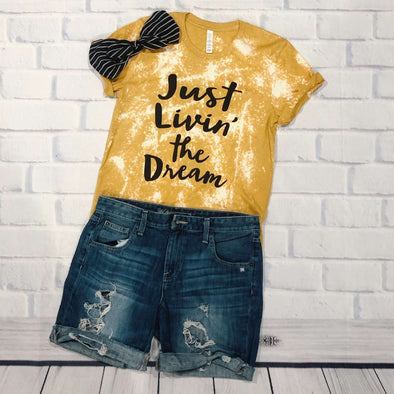Just Livin' the Dream | Southern T-Shirt | Ruby's Rubbish®