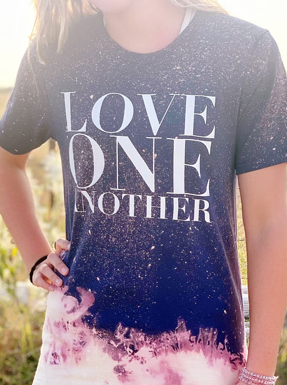 Love One Another | Christian T-Shirt | Ruby's Rubbish®