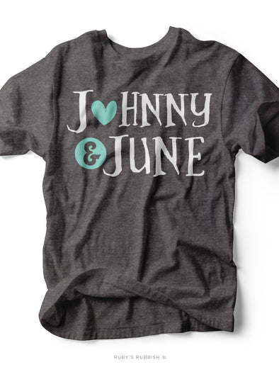 Johnny & June | $15 Sale Tee | Ruby's Rubbish®