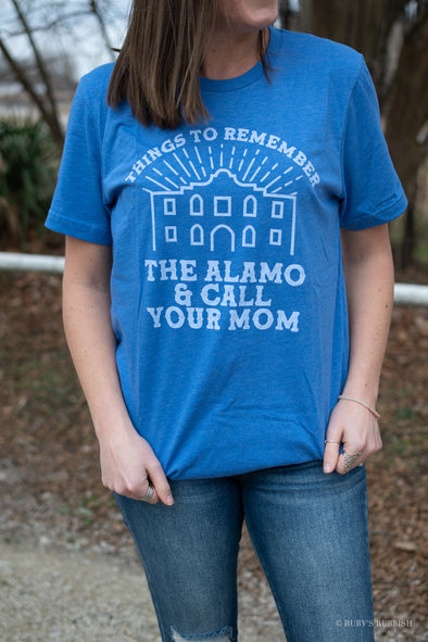 Things to Remember | Southern T-Shirt | Ruby's Rubbish®