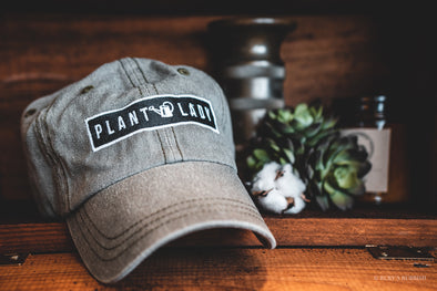 Plant Lady | Vintage Hat | Ruby's Rubbish®
