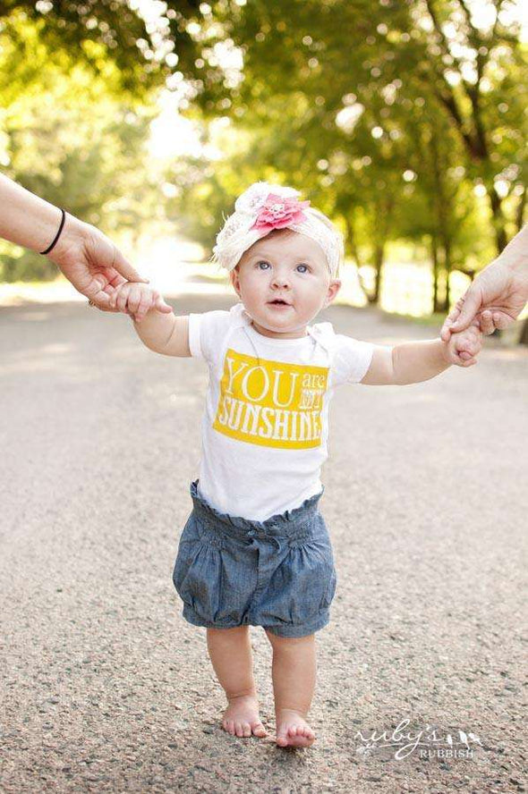 You Are My Sunshine | Infant Onesie | Ruby's Rubbish®