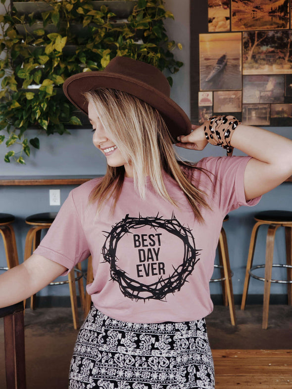 Best Day Ever (Easter Edition) | Seasonal T-Shirt | Ruby's Rubbish®