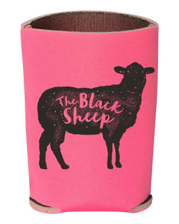 The Black Sheep | Pink Koozie | Ruby's Rubbish®