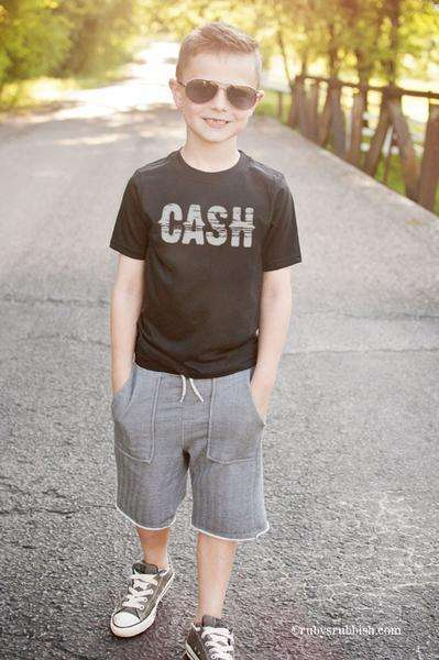 CASH | Kid's T-Shirt | Ruby's Rubbish®
