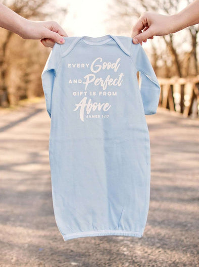 Every Good and Perfect Gift is From Above | Infant Layette | Ruby's Rubbish®