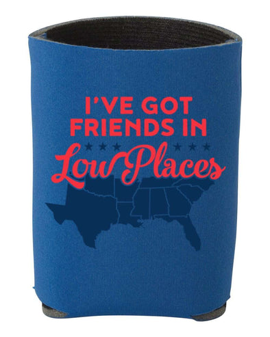 Friends in Low Places | Royal Koozie | Ruby's Rubbish®