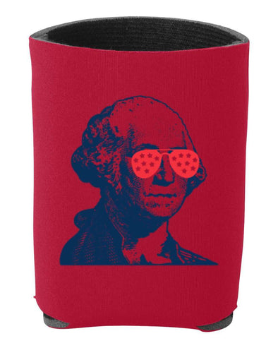 Freedom | Red Koozie | Ruby's Rubbish®
