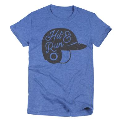 Hit & Run | Men's Game Day T-Shirt | Ruby's Rubbish®