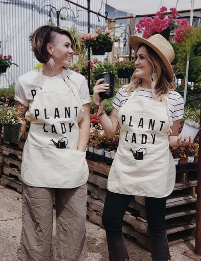 Plant Lady | Southern Apron | Ruby's Rubbish®