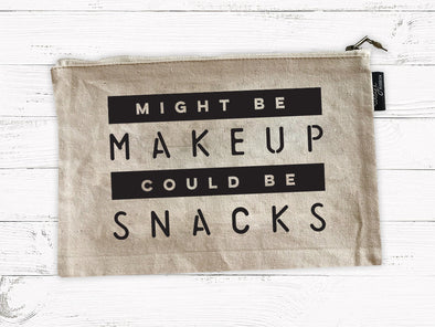 Might Be Makeup | Cosmetic Bag | Ruby's Rubbish®