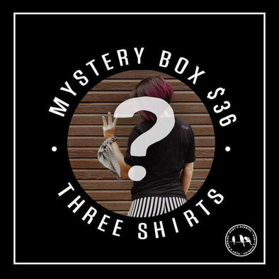 Surprise Mystery Tee Box