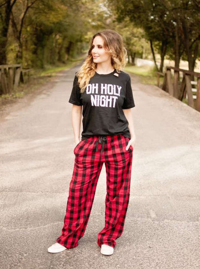 Oh Holy Night | Seasonal Pajama Set | Ruby's Rubbish®