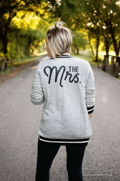 The Mrs. | Women's Cardigan | Ruby's Rubbish®