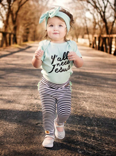 Y'all Need Jesus | Infant Onesie | Ruby's Rubbish®