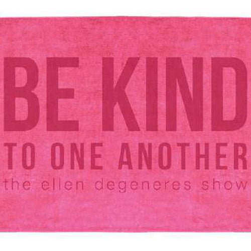 Be Kind Beach Towel