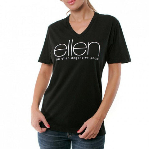Classic V-Neck T-Shirt / Female - Ellen Degeneres Show Shop - 1