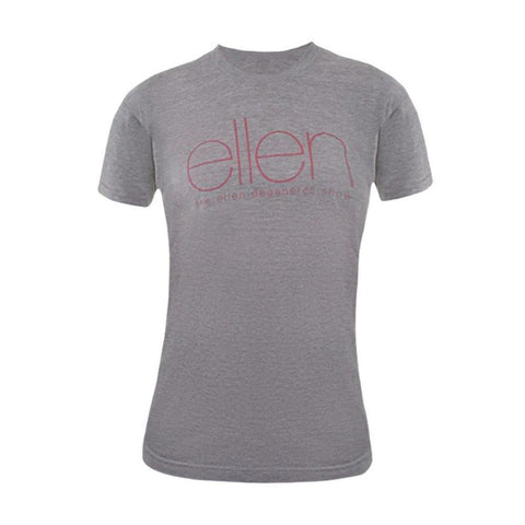 Classic Crew Neck T-Shirt / Female - Ellen Degeneres Show Shop - 1