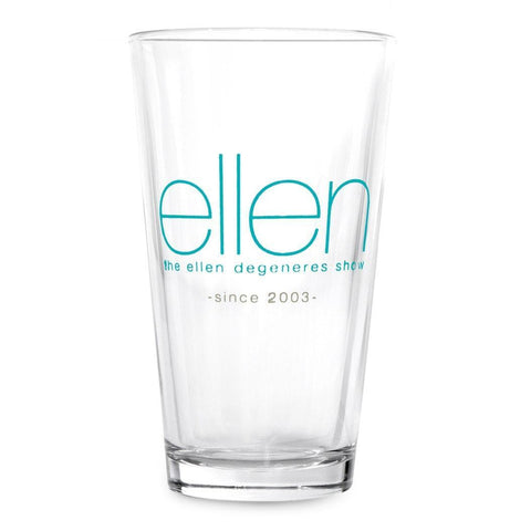 Pint Glass - Ellen Degeneres Show Shop