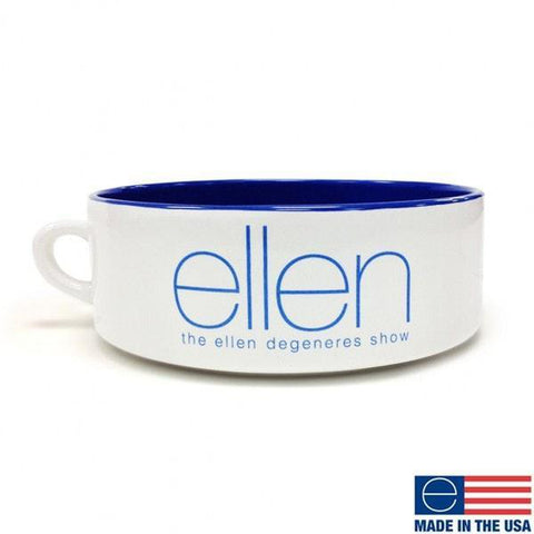 Ceramic 48oz Dog Bowl - Ellen Degeneres Show Shop