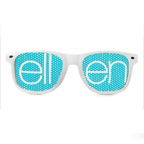 White Custom Shades - Ellen Degeneres Show Shop