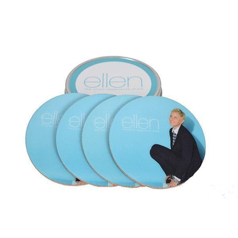 Coaster Set - Ellen Degeneres Show Shop