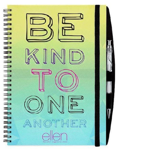 Be Kind to One Another Journal - Ellen Degeneres Show Shop