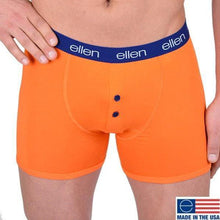 Men's Boxers Orange - Ellen Degeneres Show Shop - 1