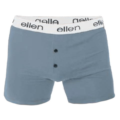 Men's Boxers Dusty Blue - Ellen Degeneres Show Shop - 1